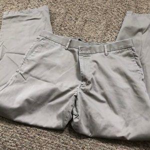 Men's khakis